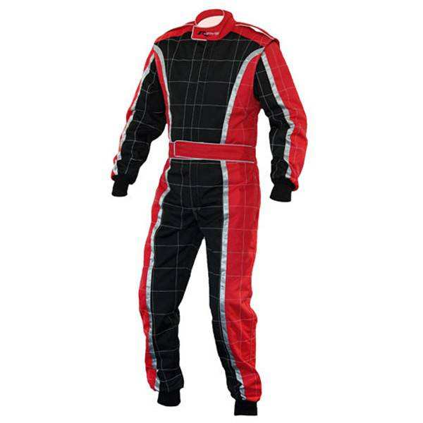 Go kart suit kart racing suit with embroidered custom logo karting suit