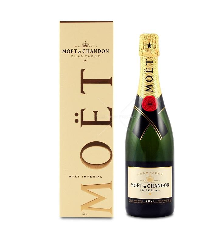 Moët Brut Imperial <span class=keywords><strong>vinho</strong></span> 6x75cl 12.5%