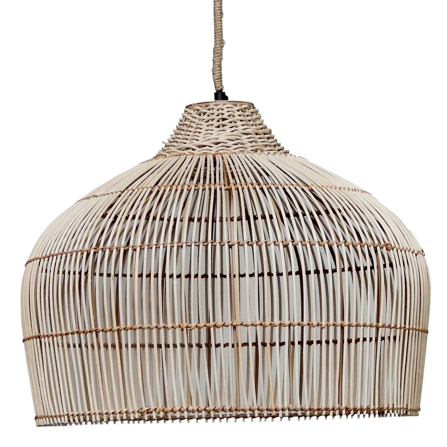 Modern New design lace Rattan Pendant Lamp decorative Rattan Lamp chandelier Lamp