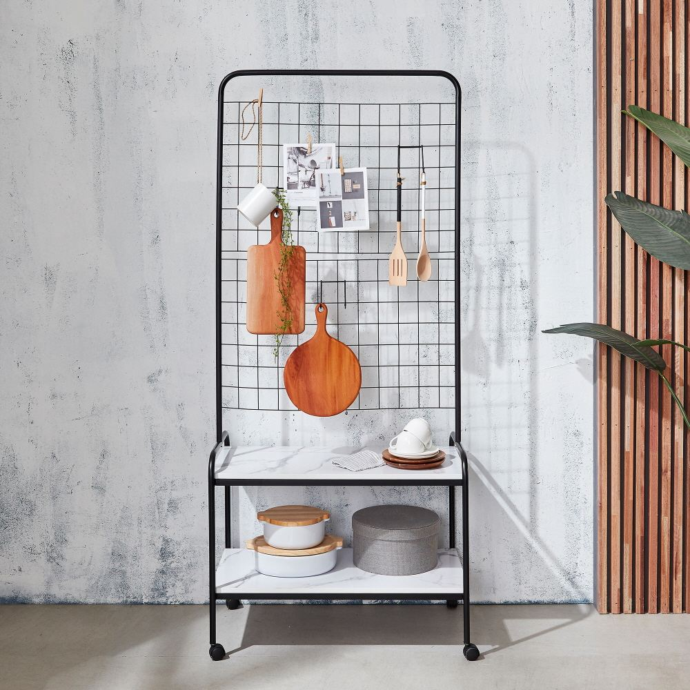 Modern Design industrial Entrance Storage Clothes Hanger Rack Shoes Coat Stand Wooden Style with Hooks