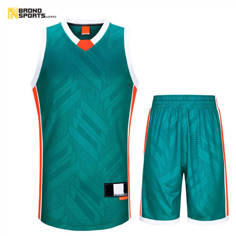 Best Selling Basketball Jersey Set Mesh Personalized Design Your OWN Jersey and Shorts for Adult Youth
