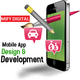 MIFY DIGITAL Mobile application android ios app design and development Services Company 2020 at best price