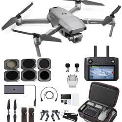 Onsales _DJI-Mavic 2 Pro Fly More Combo Hasselblad Camera lens Drone RC Quadcopter 4K HD Camera gps