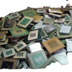 GOLD RECOVERY CPU CERAMIC PROCESSOR SCRAPS AND COMPUTER MOTHERBOARD SCRAPS
