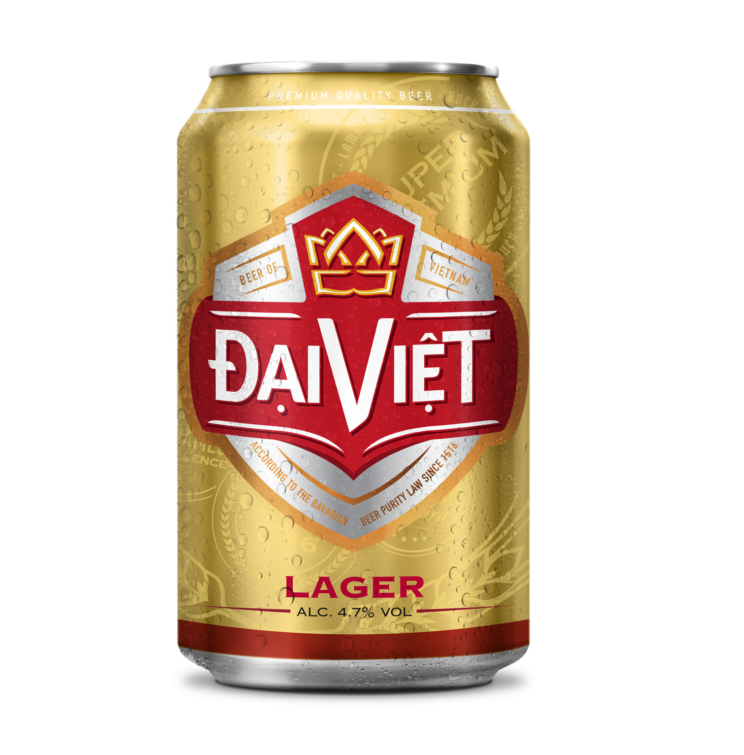 Hot Sale Lager Beer Can 330ml