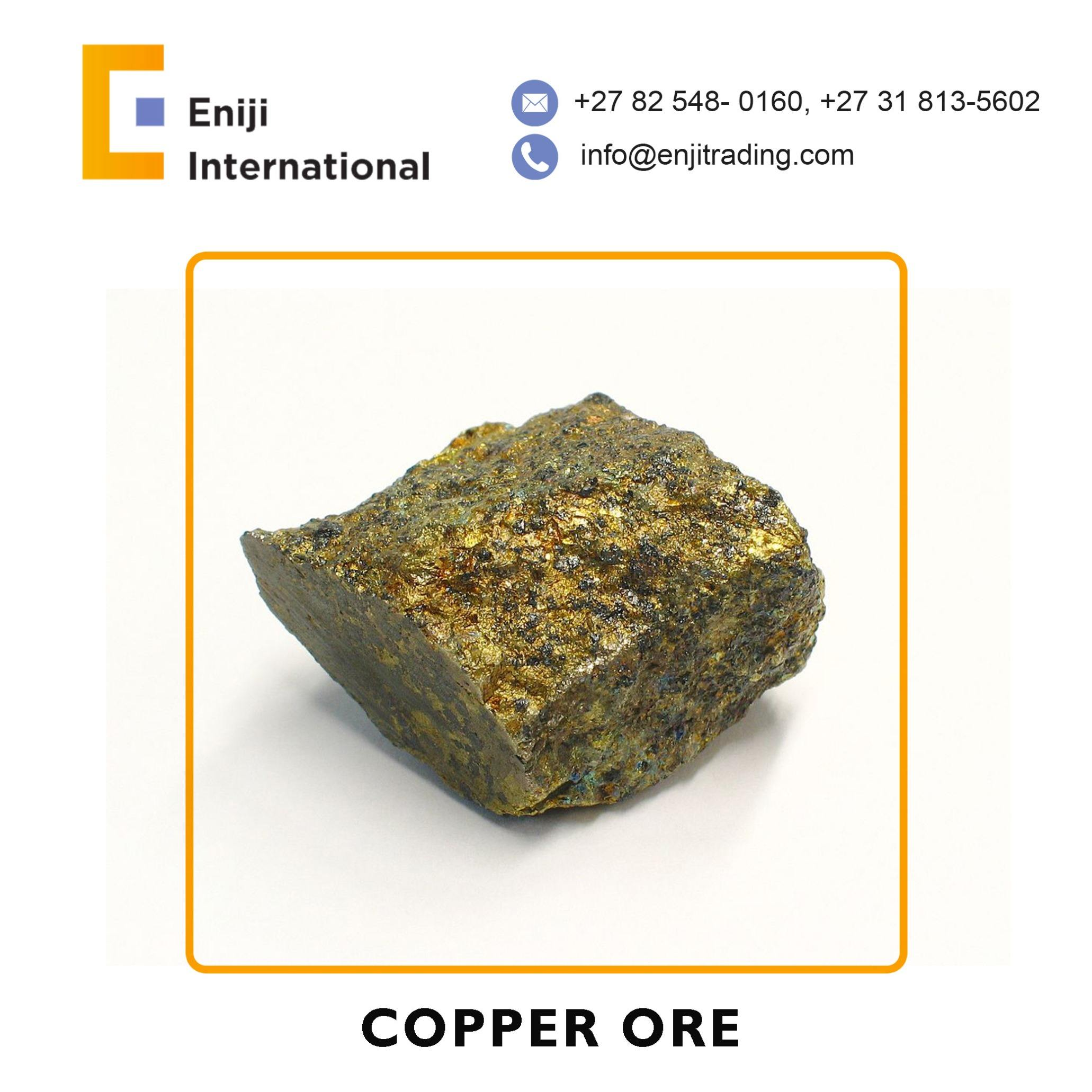 Top Quality Copper Ore From South Africa