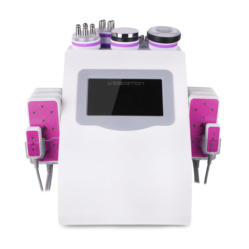 Immediate effect ultrasonic liposuction cavitation slimming machine/lipo laser