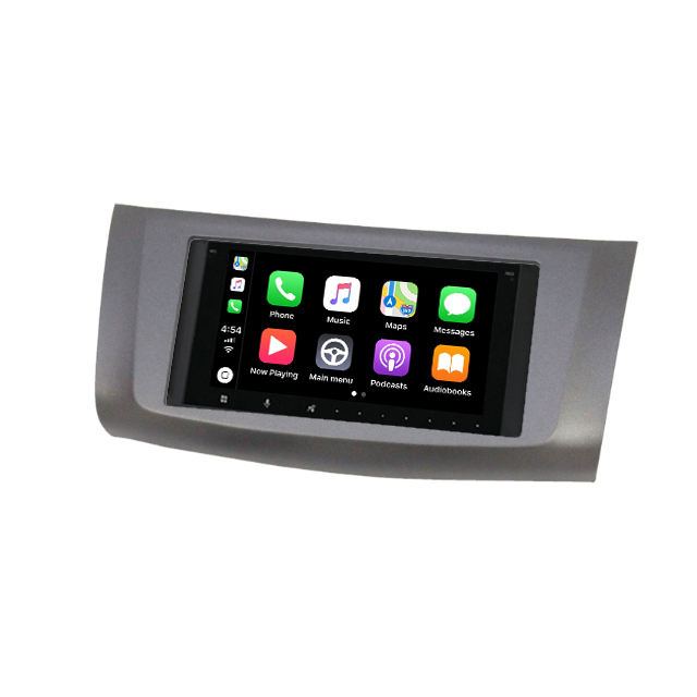 Infotainment System Support Apple CarPlay Android Car Stereo Play for NISSAN Syplphy Bluebird Sentra Pulsar 2012
