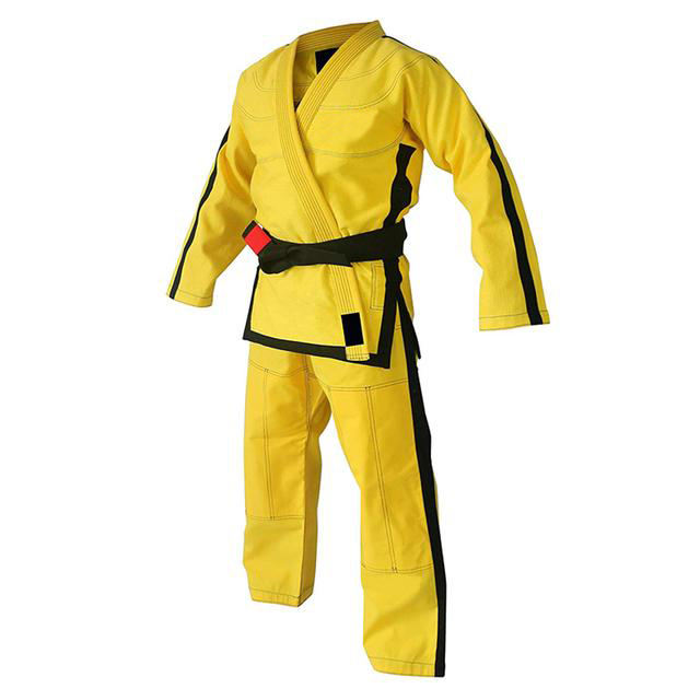 Custom Made Merk Vechtsporten Uniform Karate Judo Taekwondo Gi Pak Katoen Set Unisex Uniformen Training Suits Sportkleding