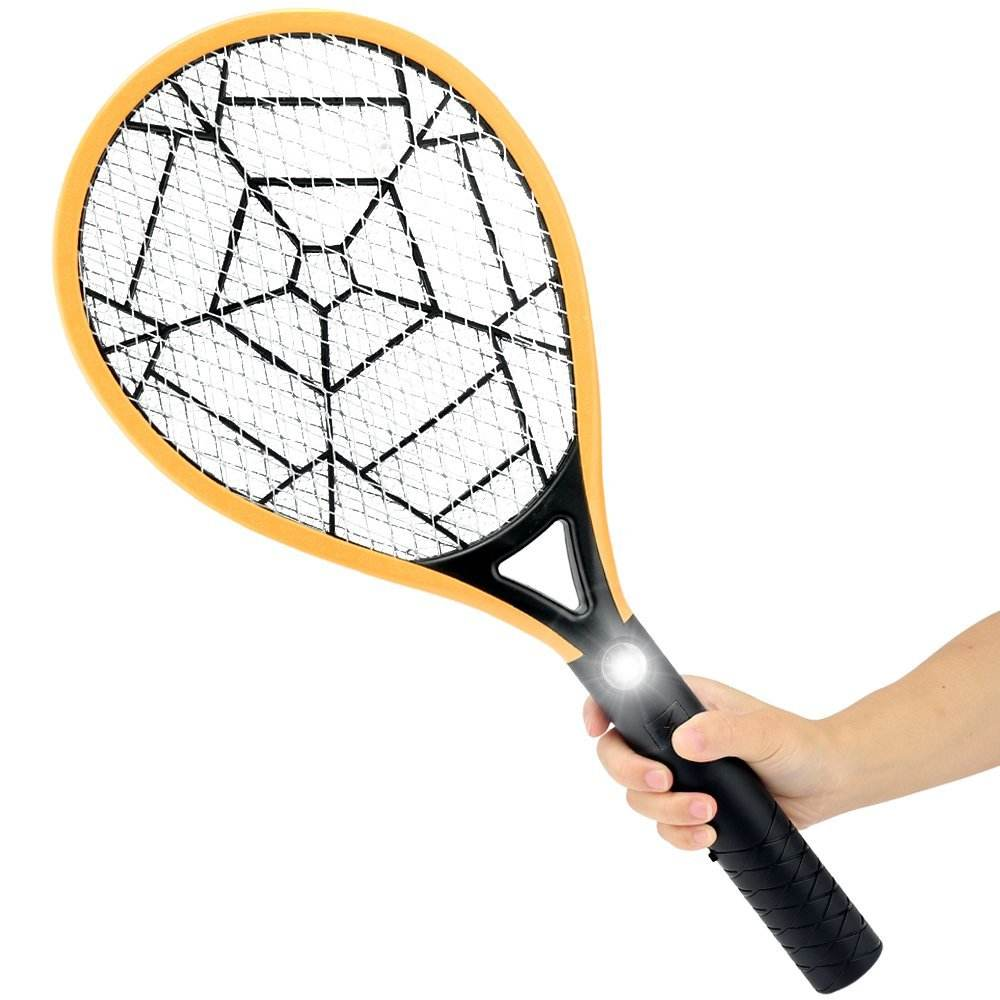 Flattened Expanded Metal Mesh For Electronic Mosquito Swatter
