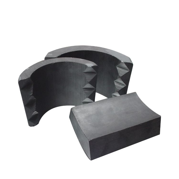 Excellent factory Professional Custom Ring Shape Or Size Ferrite arc segment for motors