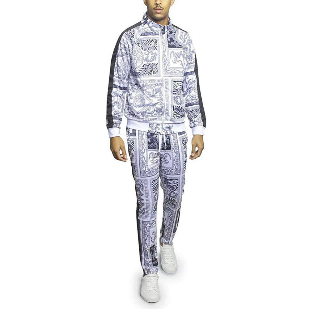 Smart Casual Wear Best Selling Multi Color Sublimated Tracksuits For Sale With Custom Services