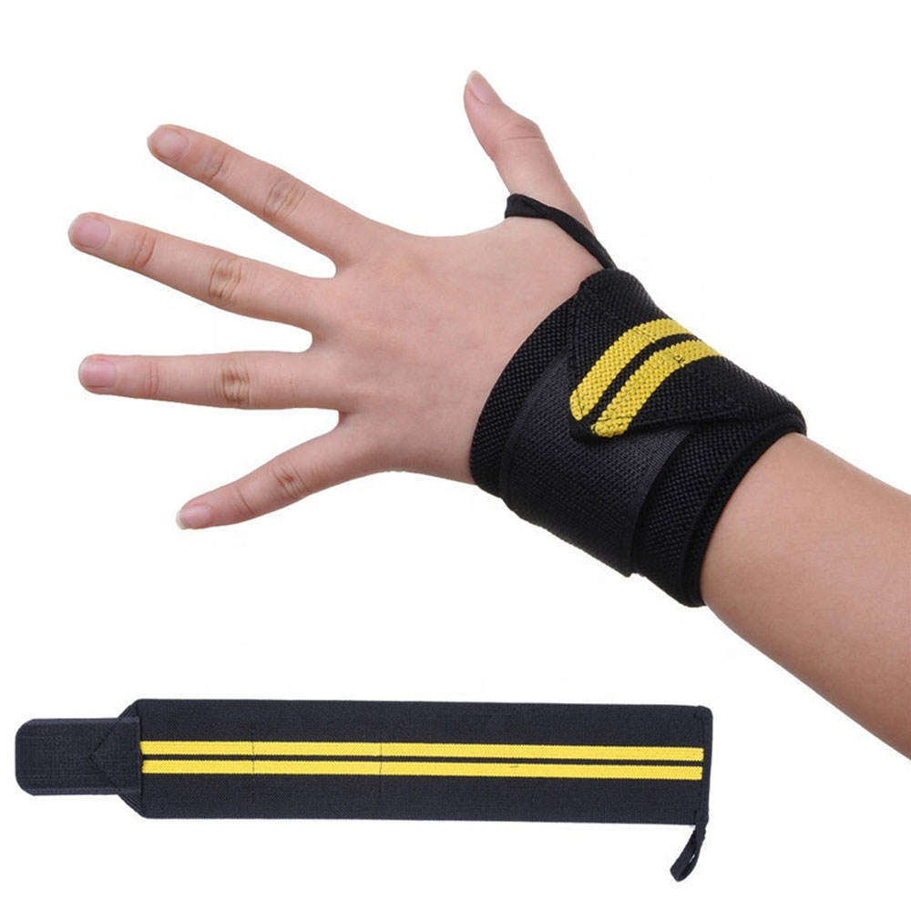 Wrist Wraps Wrist Wraps For Weight Lifting Workouts Wrist Brace With Thump Loop