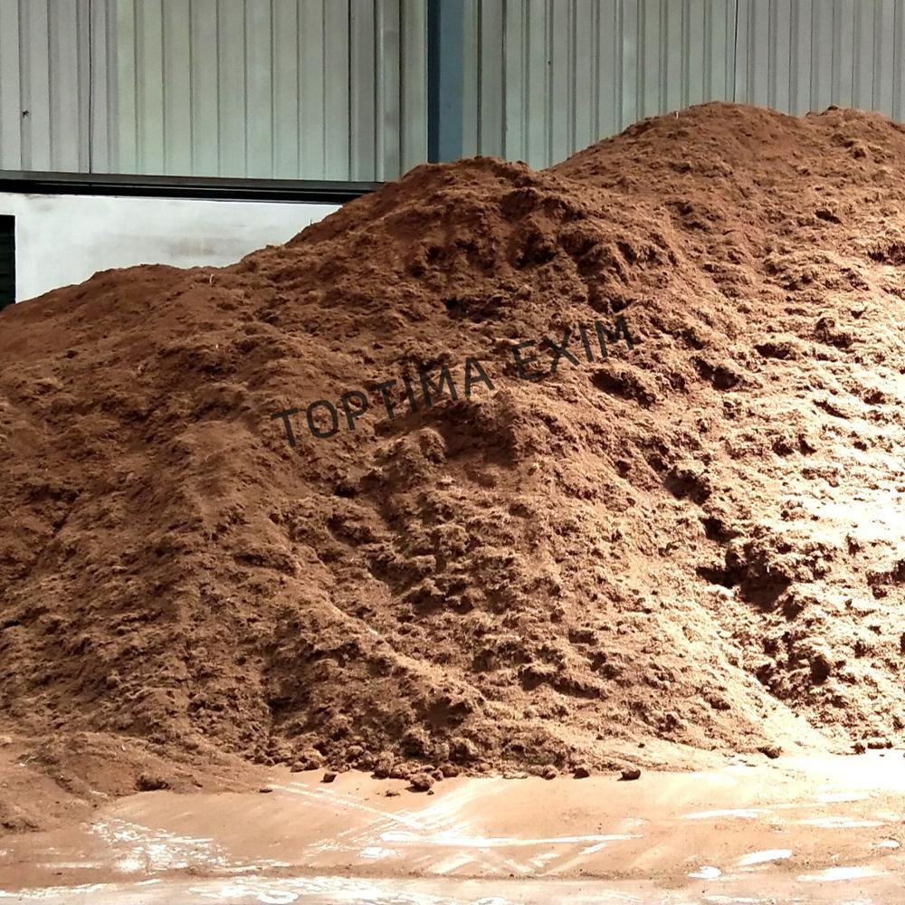 Coco peat for potting mixes
