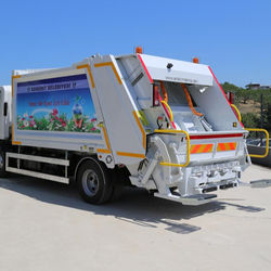 Refuse Compactor - For Sale - Turkey