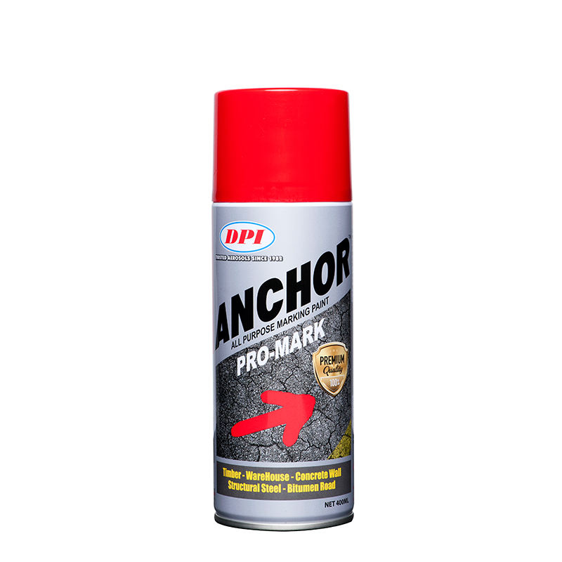 DPI Anchor Promark High Visibility Marking Spray Paints for Construction, Logging and Mining Malaysia Product
