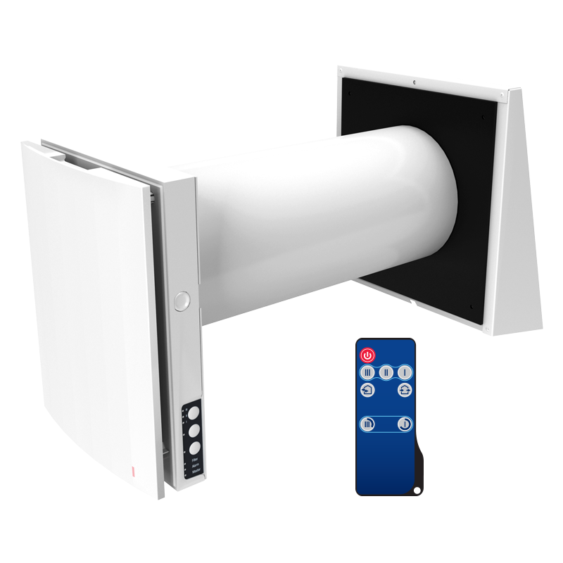 Blauberg Single-Kamer Heat Recovery Unit Met Wifi Controle Vento Expert A50C3-1 S8 W V.2