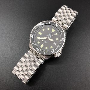 New Arrival! SD1996AC Stainless Steel NH35 200M Waterproof Automatic Diver Watch