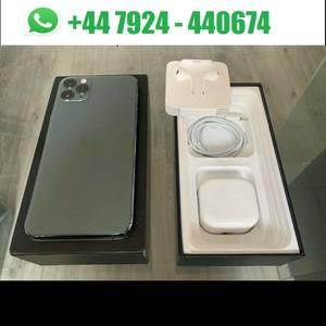 Yeni Apple iPhone 11 PRO MAX X XS 64GB 256GB 512GB 4G fabrika Unlocked % 6.5 unlocked 4G 1 yıl garanti paketlenmiş içinde kutusu