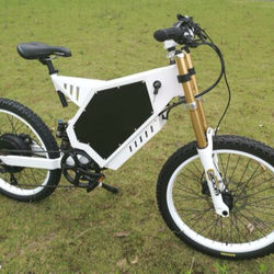 Troya 8000w/72v Electric Bicycle Scooter Ebike Mountain Bike 95-110km/h FAST NEW