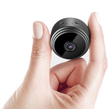Portable Tiny Security Surveillance Cam Small Hidden Video  Smart Net Mini Wifi Camera