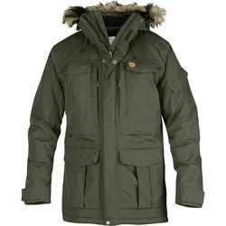 Fashionable Export Oriented Parka Winter Jacket For Men From Bangladesh