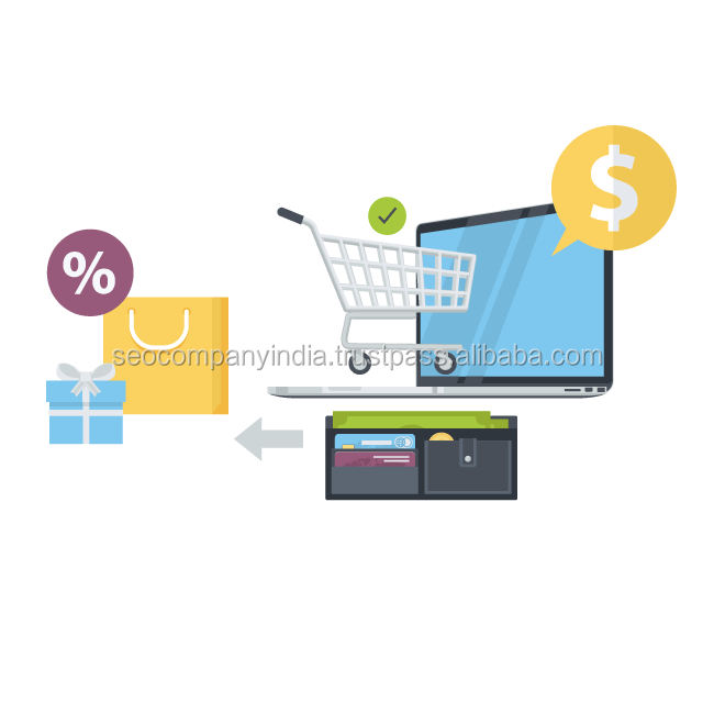 ECommerce Website Development to Meet Your Individual Business Needs.