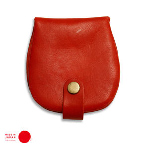 [Tochigi Leather] Dompet Koin-Made In Japan