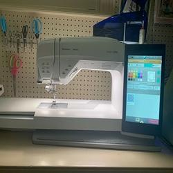 Best Viking Designers Epic 2 Embroidery, Sewing Machine