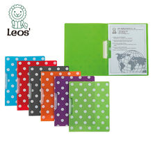 2020 OEM Office School Stationery Swing Clip Plastic  File Folder A4