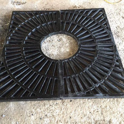 Ductile Iron Tree Grating