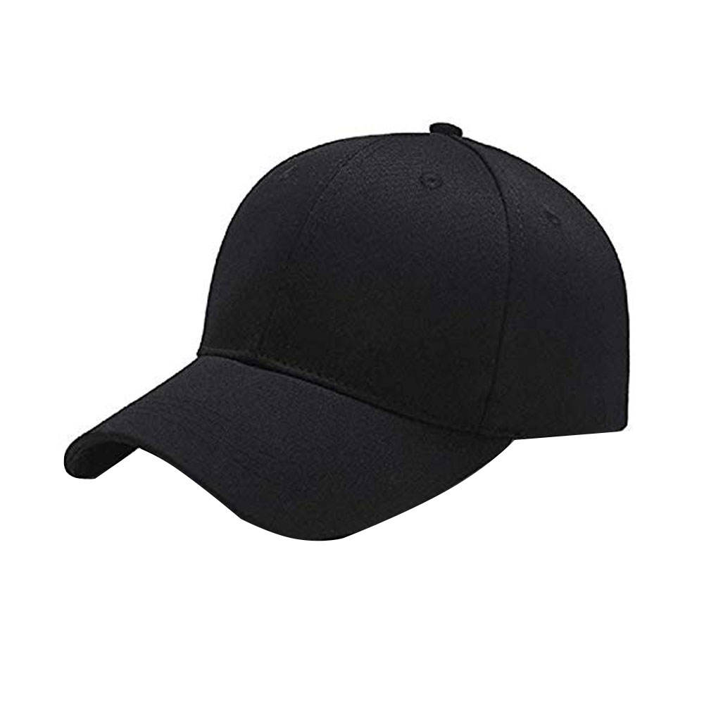 2020 Sports Hat Plain Face 3D Embroidery Logo Baseball Cap for sale