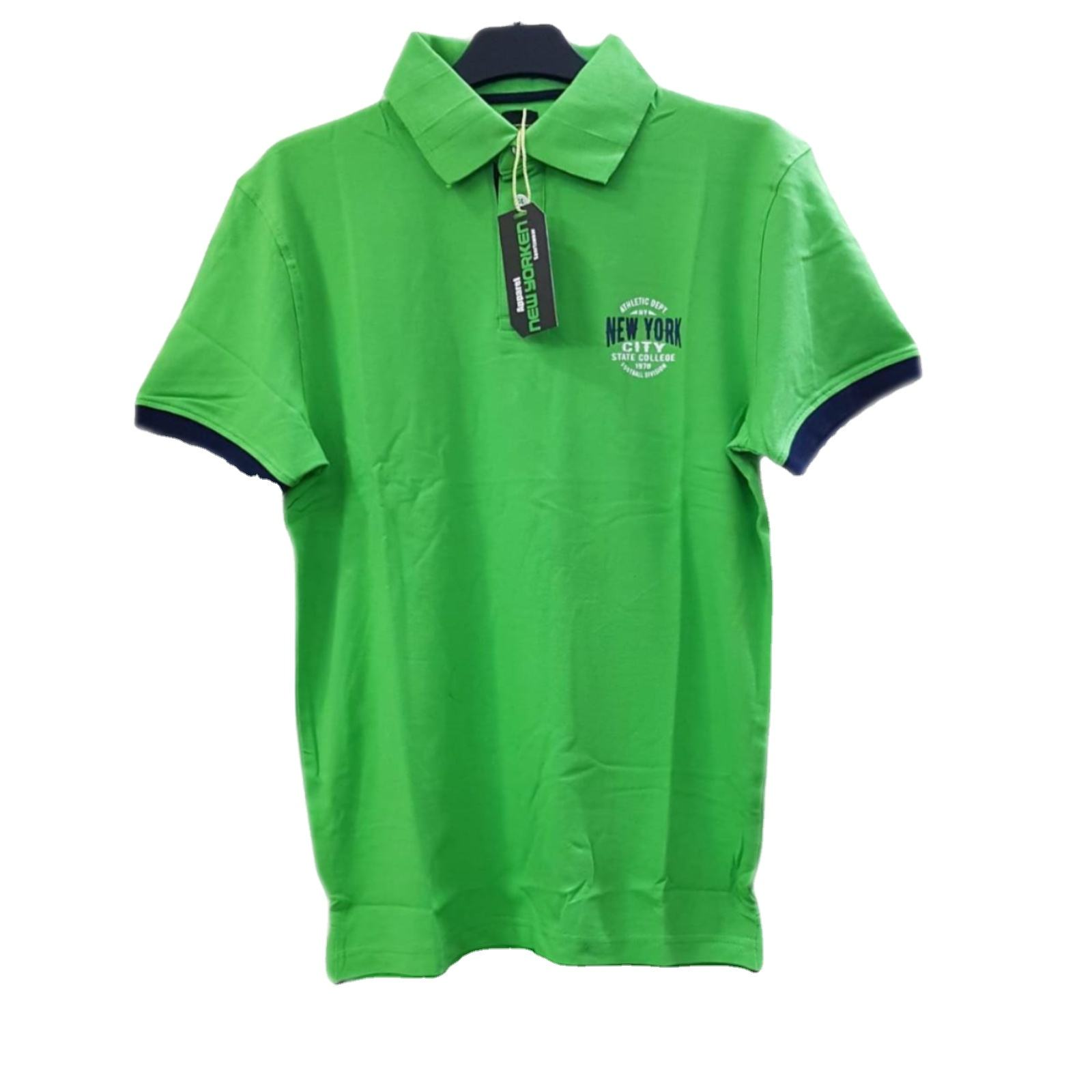 In Stock 100% Cotton Casual Men's Polo T- Shirt from Bangladesh