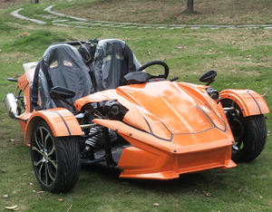 FREE SHIPPING FOR cheap 350CC trike racing ATV ZTR roadster reverse trike for adult hot on sale