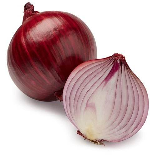 Fresh Holland red Onion in Mesh Bags