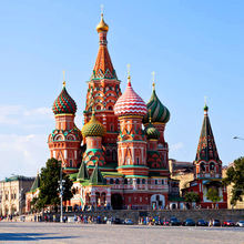 Kremlin territory and Red Square walking tour with private local guide, travel packages tours
