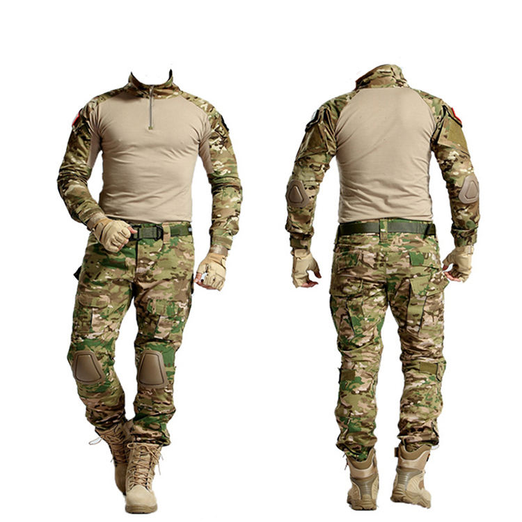 OEM Custom Airforce Camouflage Military Uniform,Frog Suit, Army Military Uniform