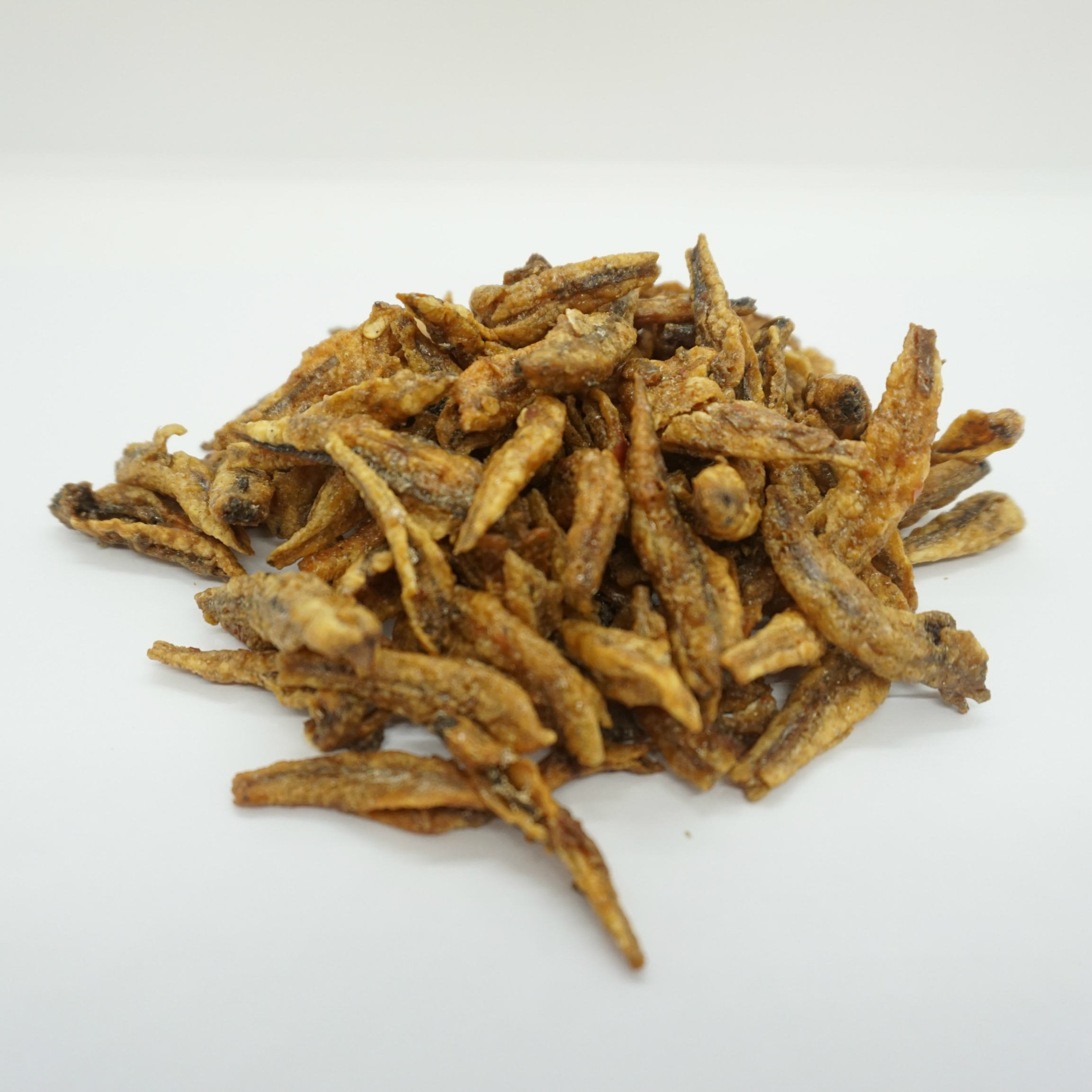 Crispy Fried Anchovy Snacks