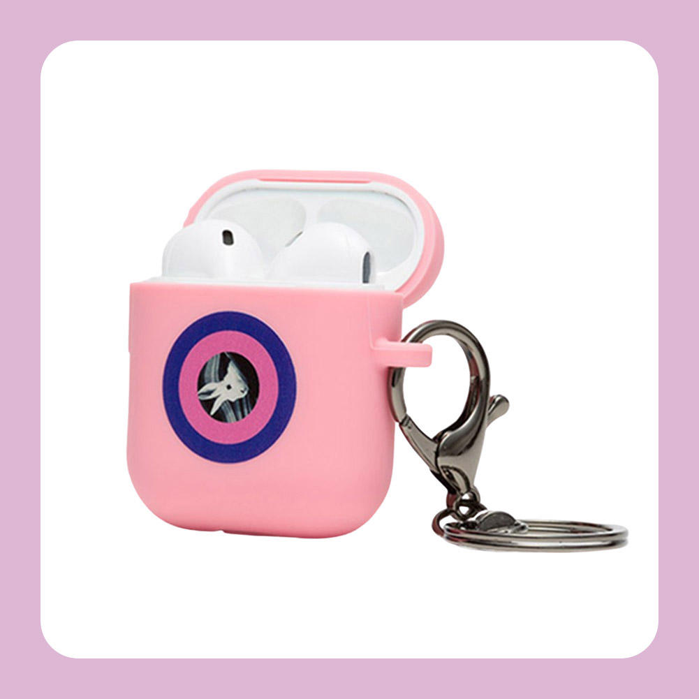 [replay404] Custom Airpods Case Cover Designer Keychain Other Mobile Phone Accessories Korean (rabbit)
