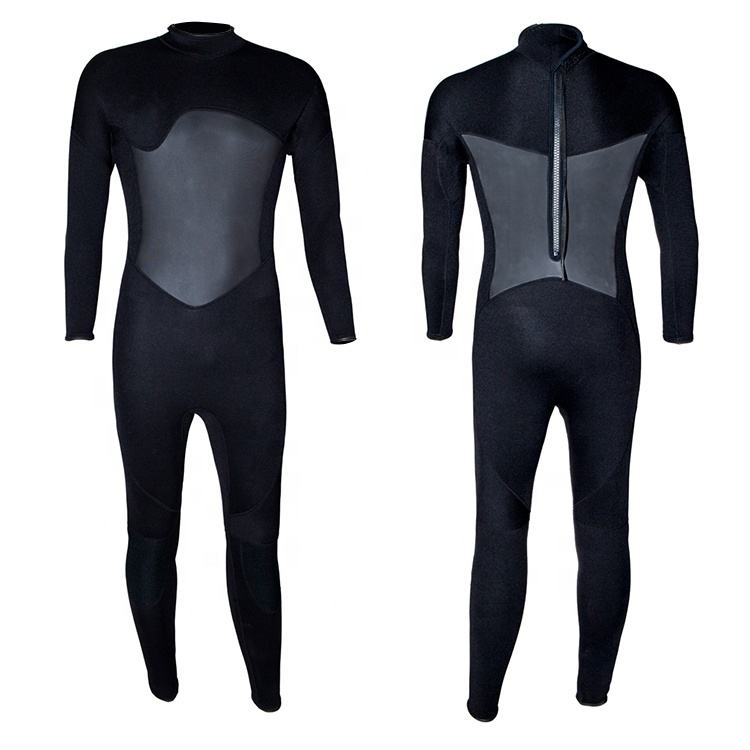 Custom top wetsuit 3mm spearfishing neoprene fabric customized printing freediving surfing wetsuit