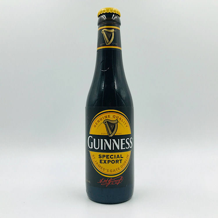 Guinness Special Export Stout <span class=keywords><strong>Bier</strong></span> 330ml