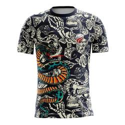 Sublimation t-shirt printed sports wear OME premium