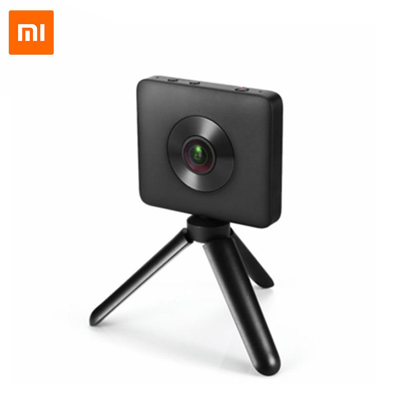 Xiaomi Mi 360 panoramik <span class=keywords><strong>kamera</strong></span> kiti CMOS sensörü 3.5K 23.88MP Video 6-axis <span class=keywords><strong>EIS</strong></span> IP67 Mijia Wifi eylem <span class=keywords><strong>kamera</strong></span>