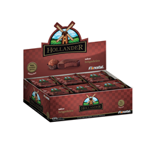 C1008 - Hollander Brigadeiro Truffle 25g x 18un x 4 displays