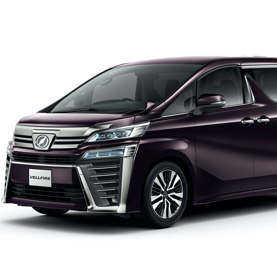 Vellfire Toyota used cars made in Japan by auction and dealer