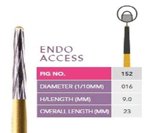 Prima Dental Endo access Kit for root canal