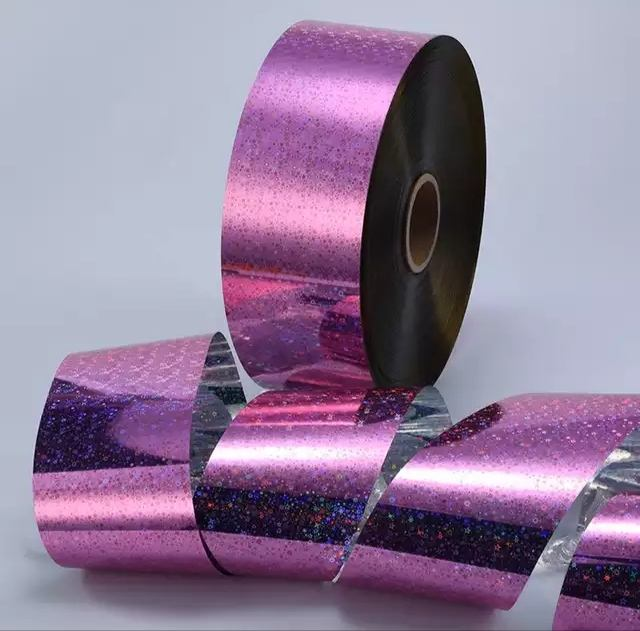 spangle polyester film,Sequin film,holographic PET film Sequence Spangles