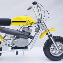Cheap AFX Mini Bike, 7hp, Full Suspension, 8 in Wheels