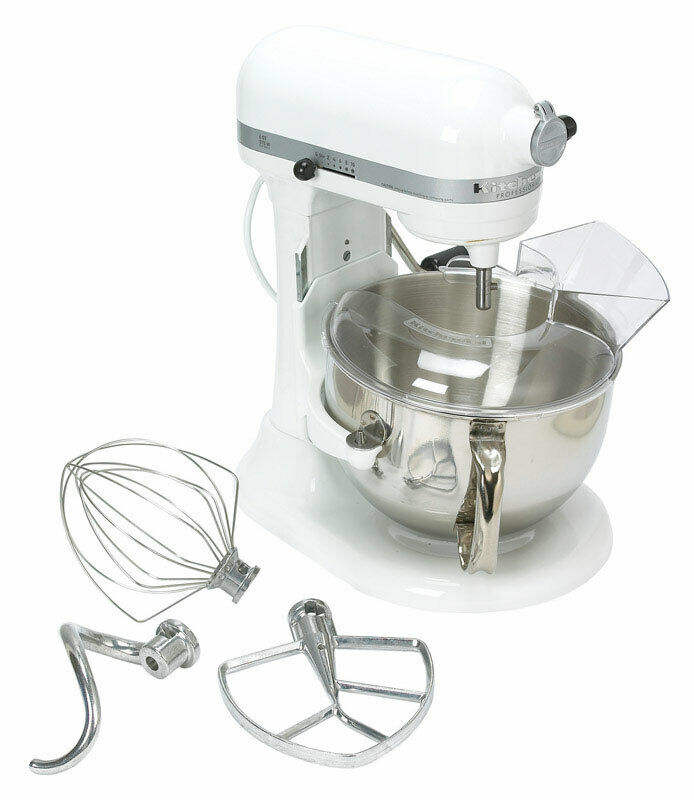 Professionale Mixer Stand No KP26M1XWH Kitchenaid Inc