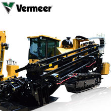 Vermeer Official HDD Drilling Machine C500 , Horizontal Directional Drills for Pipeline Laying with High operating efficiency